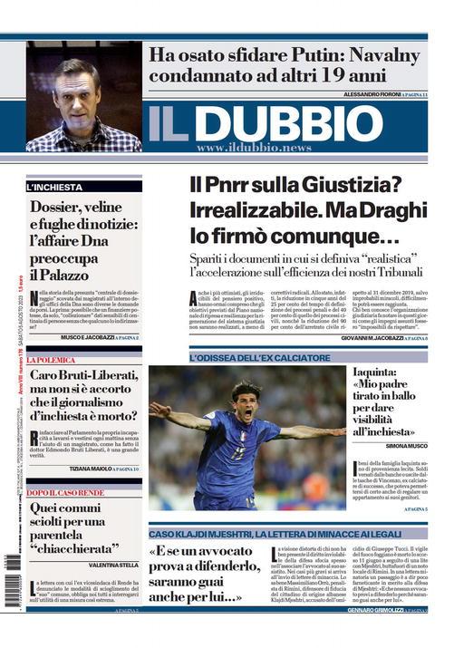 Sfoglia il giornale di oggi
